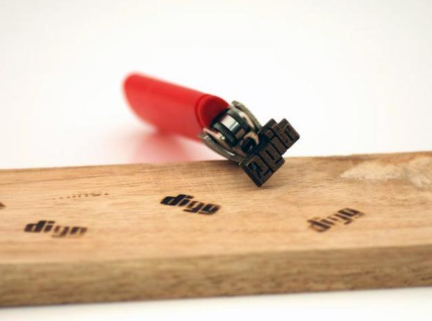 Branding Iron for a BIC Classic 3d printed photo 2