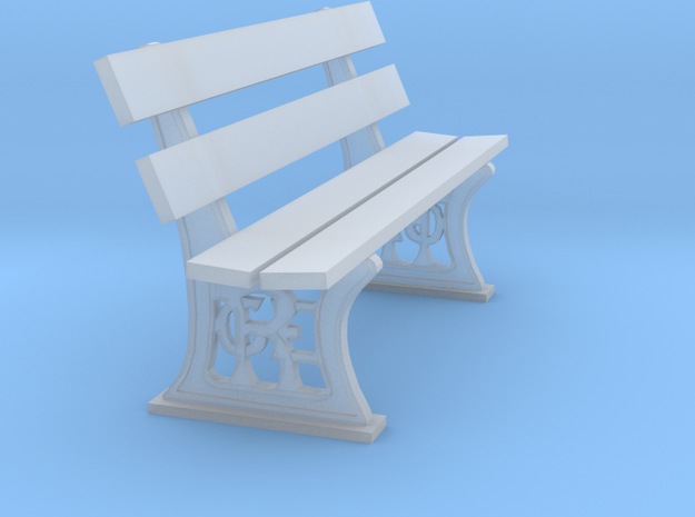 GER Bench 7mm scale