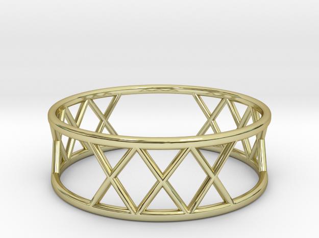 XXX Ring Size-11 in 18k Gold