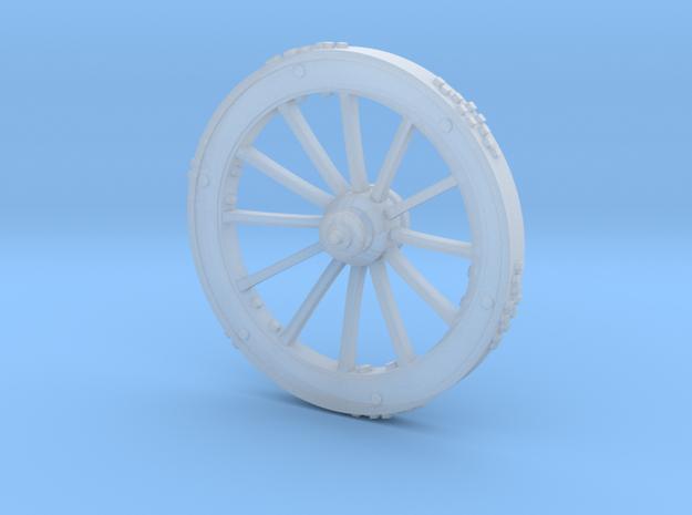 BM00 Bavarian Manson Big Wheel in Smooth Fine Detail Plastic