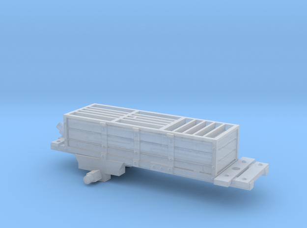 BM05.1 Bavarian Artillery Manson Ammunition Wagon  in Smooth Fine Detail Plastic