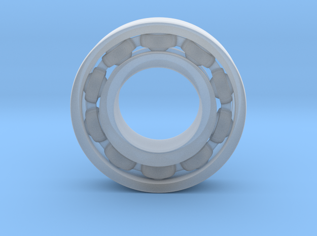 Bearing in Smoothest Fine Detail Plastic