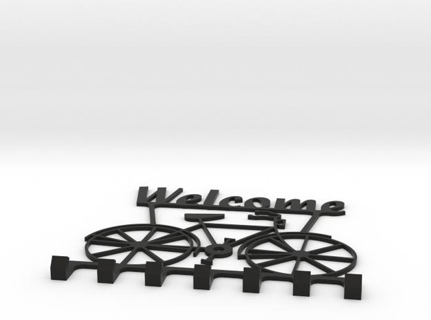 Key Hanger - Welcome