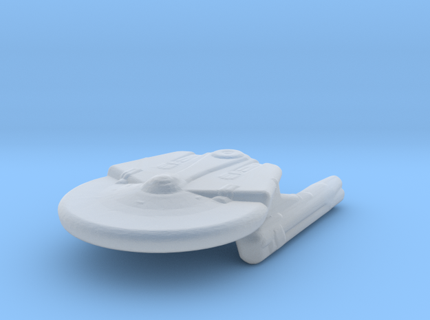 USS Lantree NCC-1837 1/22000 in Frosted Ultra Detail