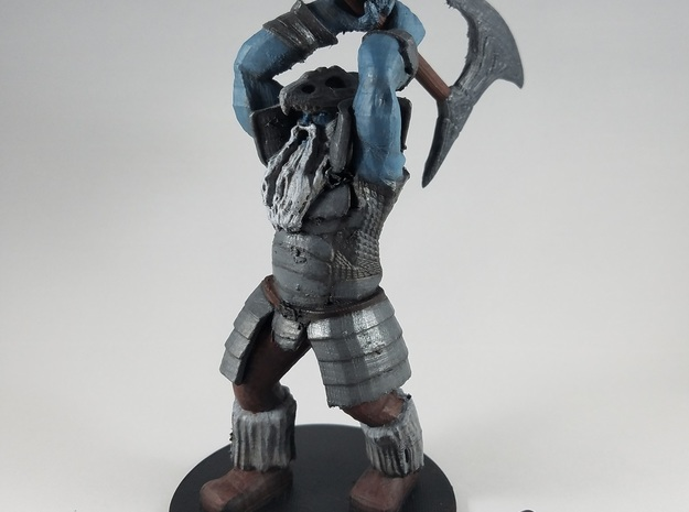 Harshnag the Good Frost Giant