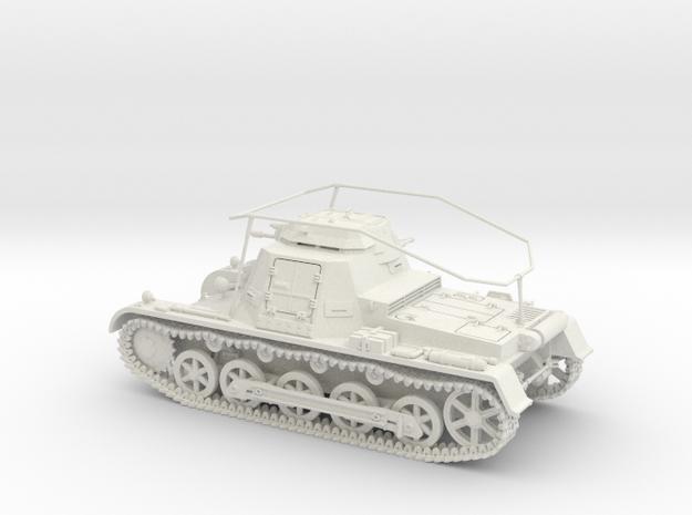VBA Befehlswagen 1:56 in White Strong & Flexible