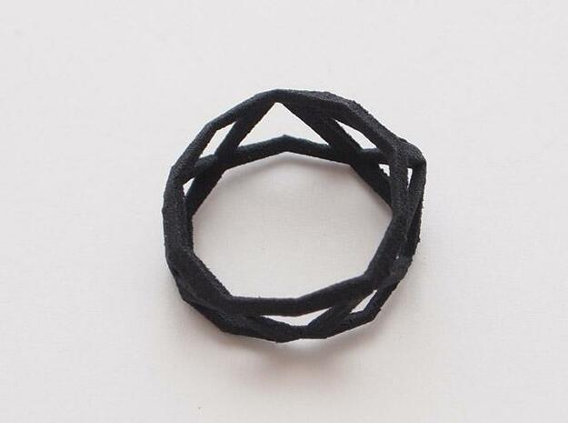 Comion ring medium 3d printed Photo 2
