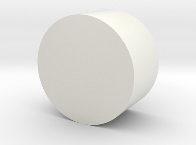Rot Magnet Holder in White Strong & Flexible