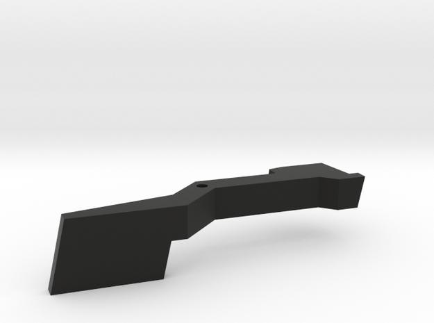 KC02 Mag Release in Black Natural Versatile Plastic