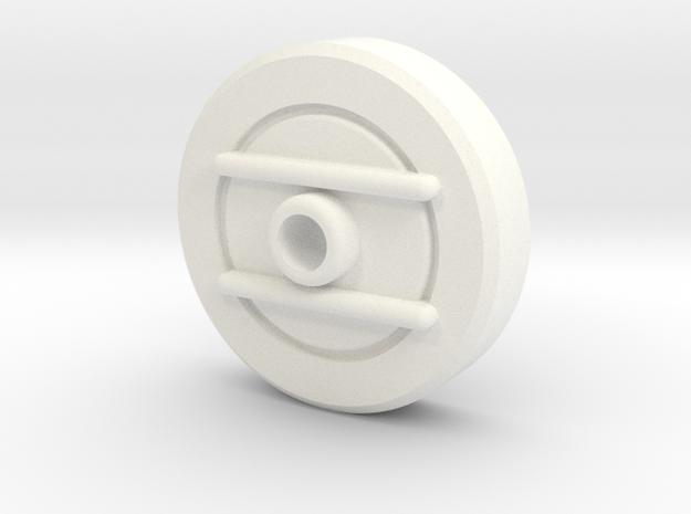 Mega Pretender Vroom small wheel