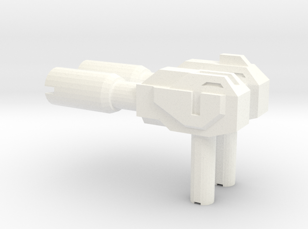 TR: Shadowpistol for Sky Shadow in White Processed Versatile Plastic