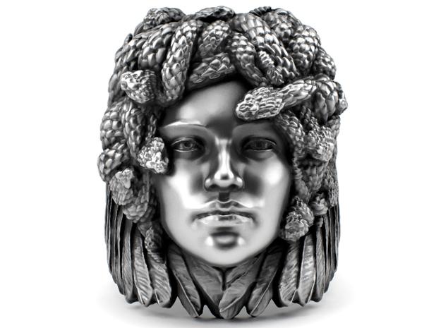 Medusa - Detailed ring