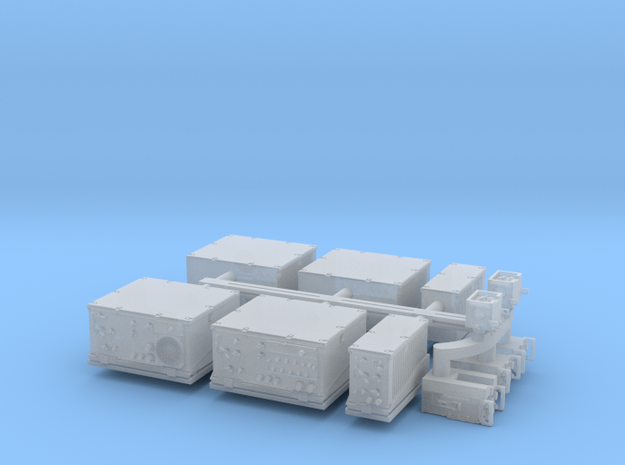AN/VRC-12 Radios set MSP35-045