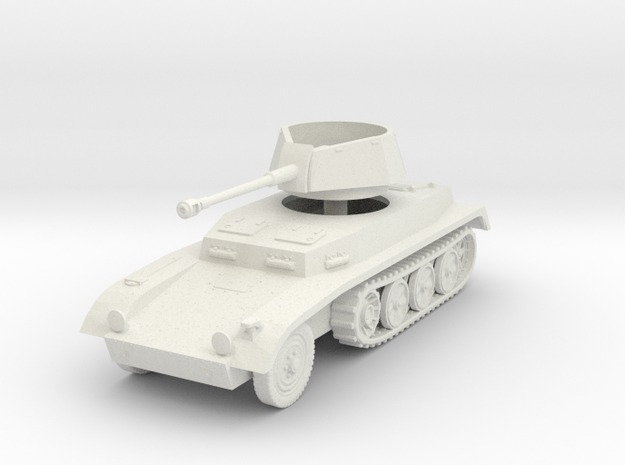 1/72 Pz.Sfl.II in White Natural Versatile Plastic