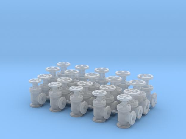 "20 Valves (various designs) For 1.6mm (1/16"") Rod"