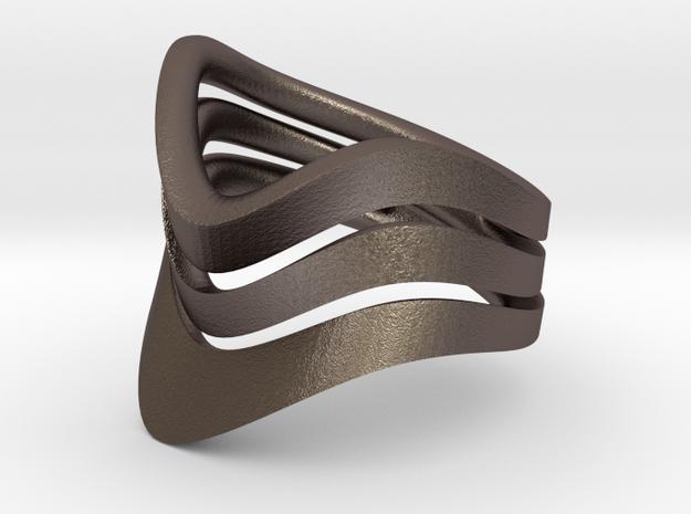 Loop Ring in Stainless Steel: 8.25 / 57.125
