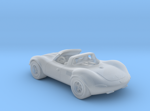 Jaguar XJ13   1:120  TT in Smooth Fine Detail Plastic