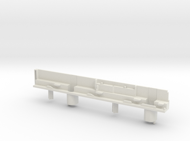 Panasonic Q Drive Rail (R) in White Natural Versatile Plastic