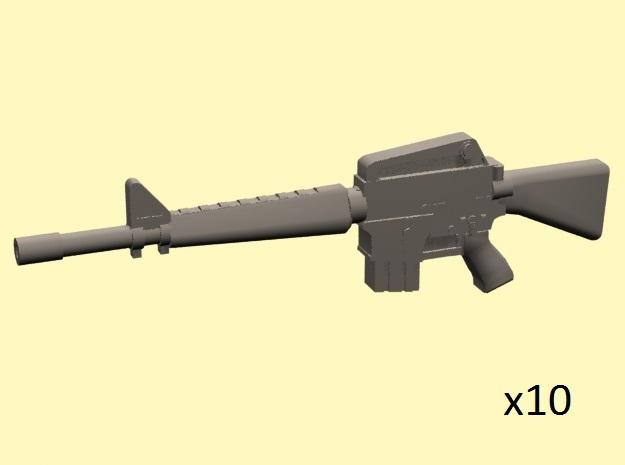 28mm M16A1 rifles