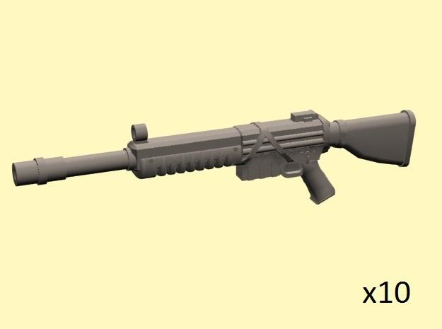 28mm Wastefall Rangemaster hunting rifle