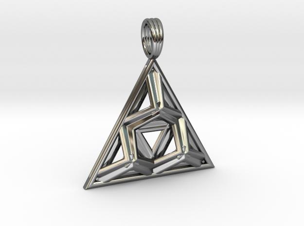 TRIOPTICUS in Premium Silver