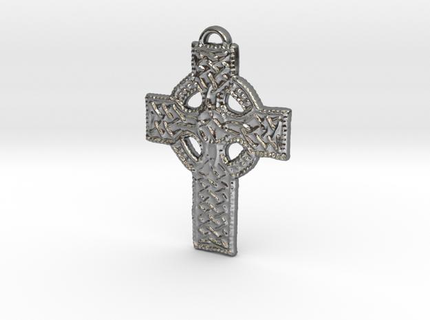 Roped Celtic Cross