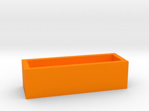 Accesscover in Orange Strong & Flexible Polished