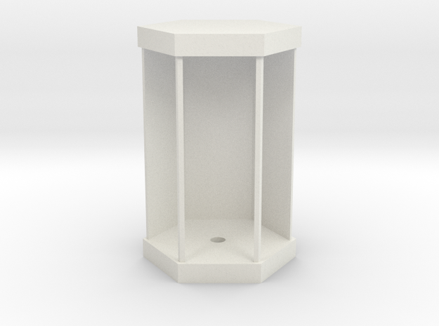 lampshade in White Strong & Flexible