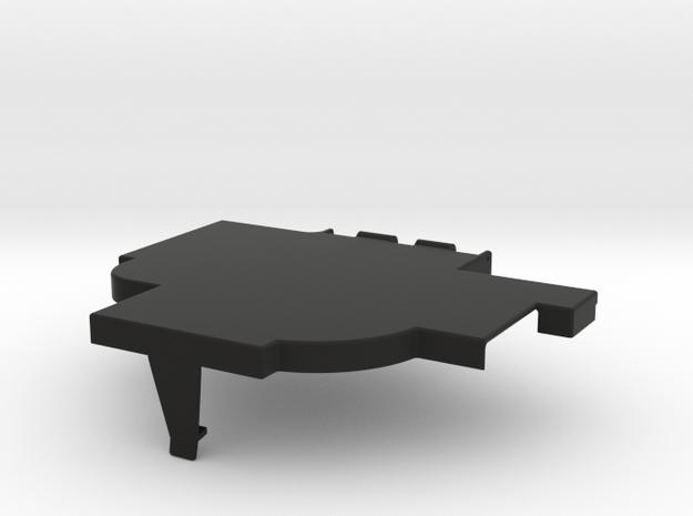 Zhiyun Evolution Gimbal Case: Cover (Part 2 of 2) in Black Natural Versatile Plastic