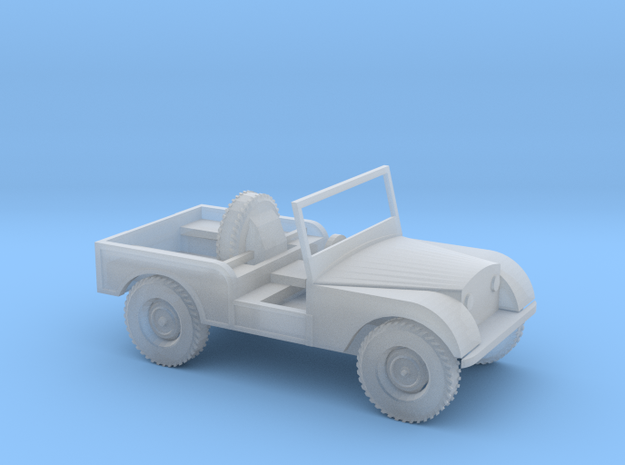 1:76 Centre Steer Prototype Series in Smoothest Fine Detail Plastic