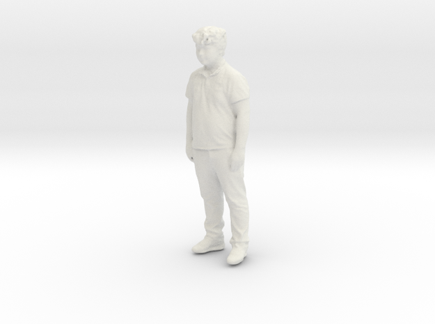 Printle C Kid 199 - 1/24 - wob in White Natural Versatile Plastic
