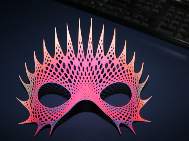 Party Mask 'Mystical Mind'