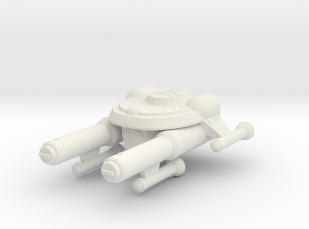3125 Scale Seltorian Destroyer (DD) MGL in White Strong & Flexible