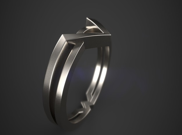 Wonder Woman Theme Ring Size from US 5 to US 11