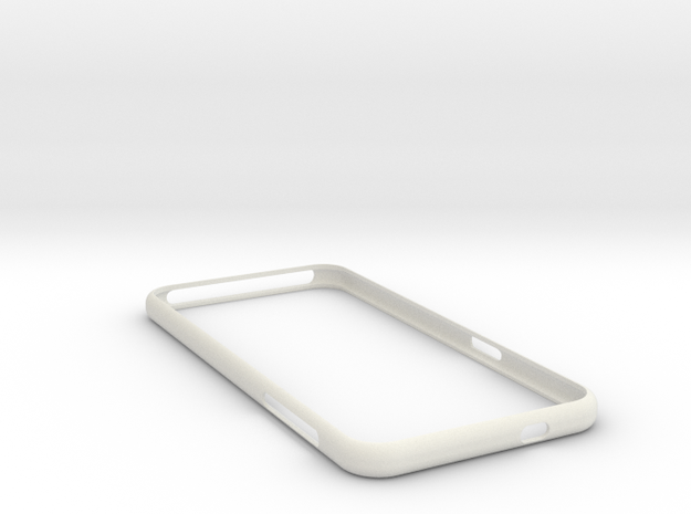 Galaxy s7 bumper  Samsung in White Natural Versatile Plastic
