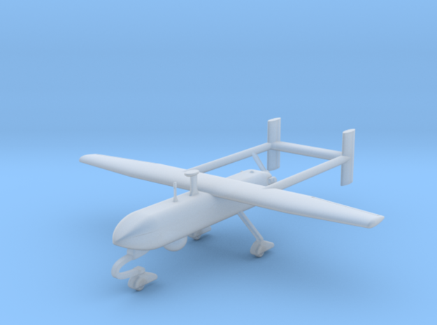 Seeker-C Unmanned Aerial Vehicle in Frosted Ultra Detail: 1:72