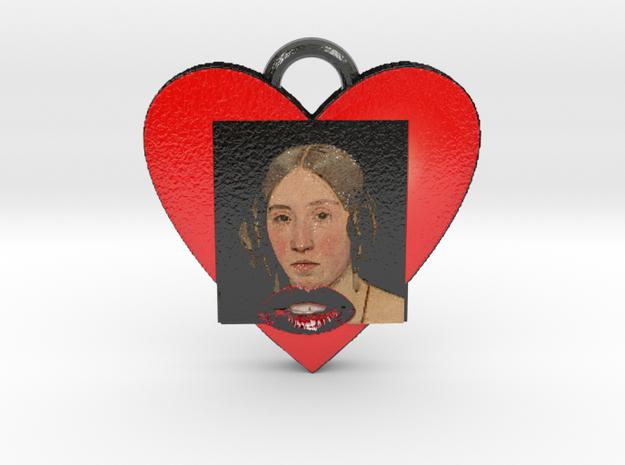 """Christen Købke""""My sister in love""""Necklace-""""SMK""""7"""