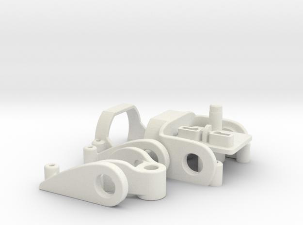 PDU030h in White Natural Versatile Plastic