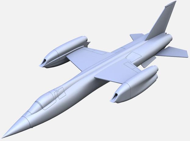 Bell XF-109 VTOL Jet Fighter Aircraft