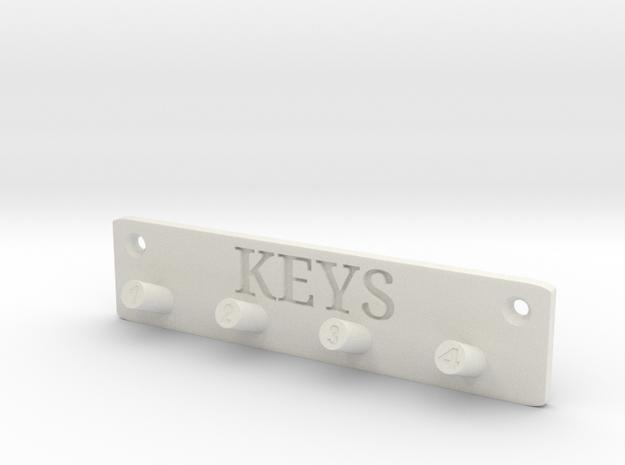 Key Holder Slim