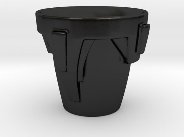 Medieval Helmet Cup