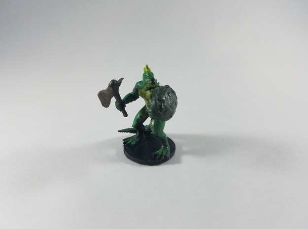 Lizardfolk Barbarian