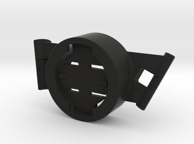 Garmin Seat Rail Mount 2 (fitment in description) in Black Strong & Flexible