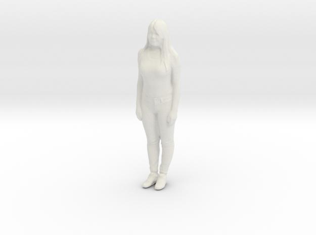 Printle C Femme 369 - 1/32 - wob in White Natural Versatile Plastic