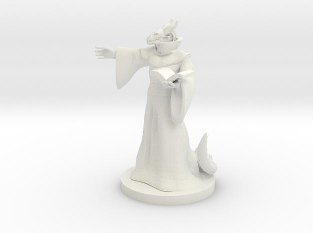 Dragonborn Warlock (Male)