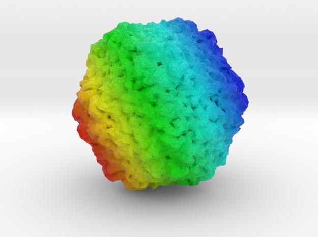 Porcine Circovirus in Full Color Sandstone