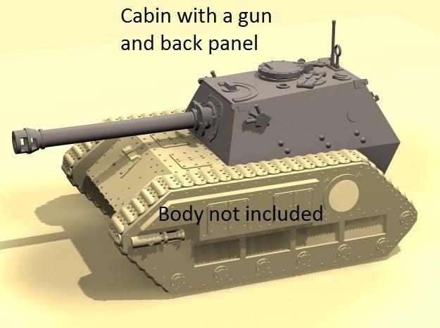 28mm Fedya Full Cabin