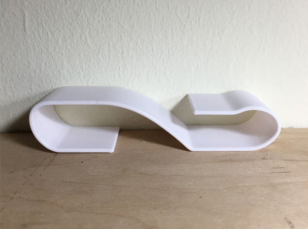 Table No. 31 in White Natural Versatile Plastic