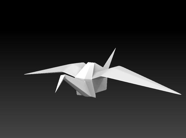 PaperCrane Hi 3d printed
