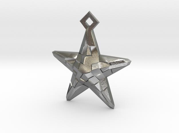 Stylised Sea Star Earring